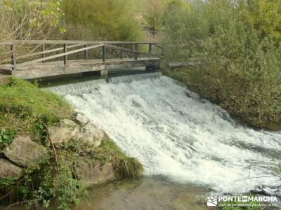 Parque Natural Saja-Besaya y Valderredible (Monte Hijedo) mejores rutas senderismo españa travesias
